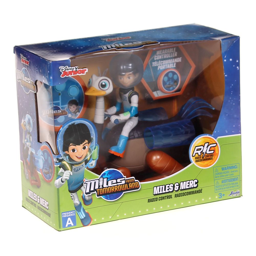 Miles From Tomorrowland Miles And Merc Radio Control 5142037682