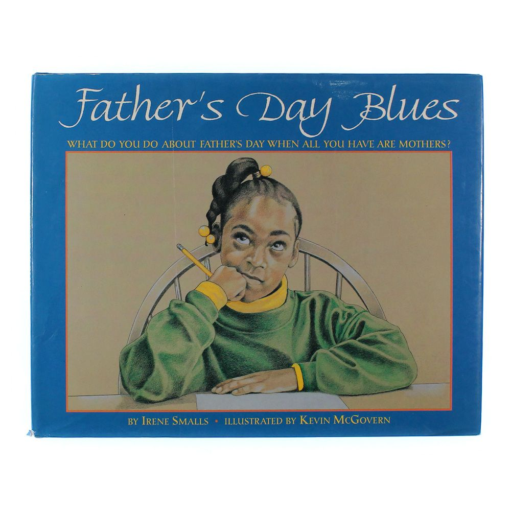 Book: Fathers Day Blues