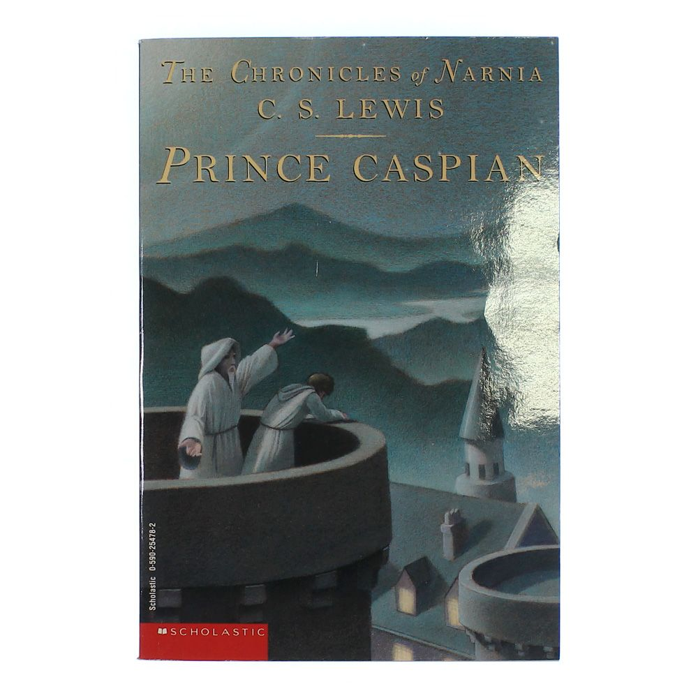 Book: The Chronicles of Narnia Prince Caspian 5155544119
