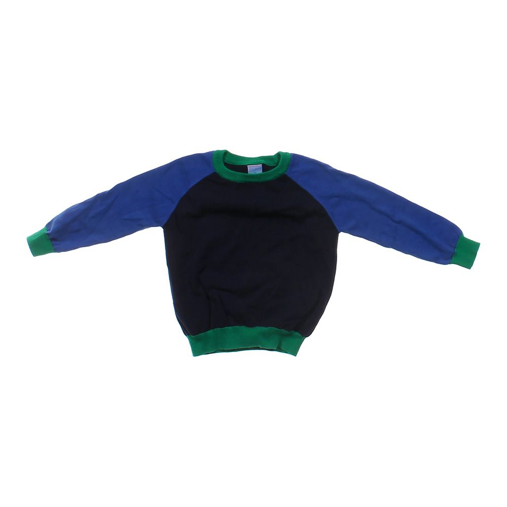 """""""""""Ribbed Trim Pullover Sweater, size 3/3T"""""""""""" 5198694251"""
