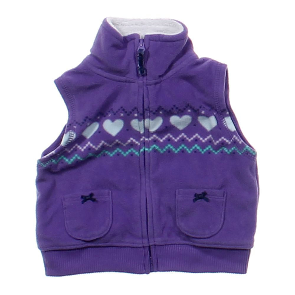 """""Zip-up Sweater Vest, size 3 mo"""""" 5199985179"