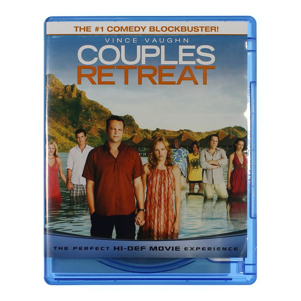 Movie: Couples Retreat [Blu-ray] 5206854326