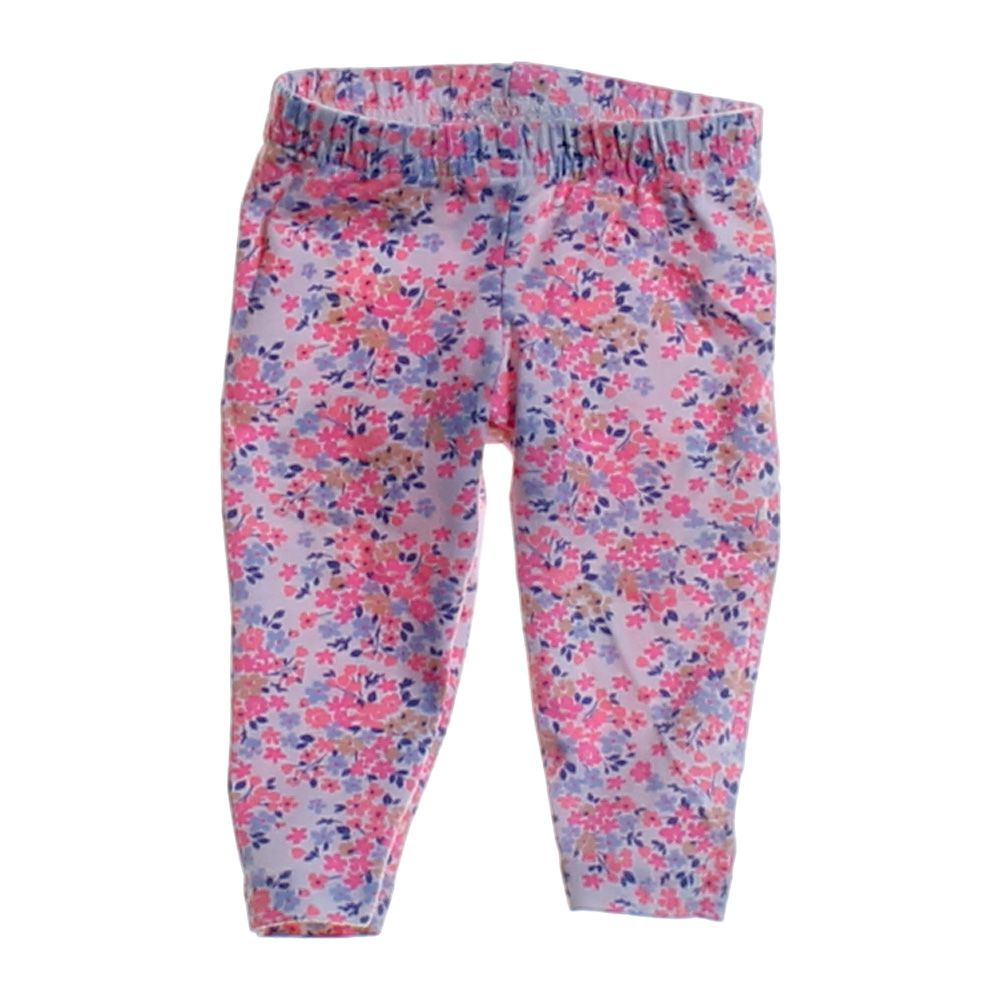 """""Floral Leggings, size 3 mo"""""" 5214785889"