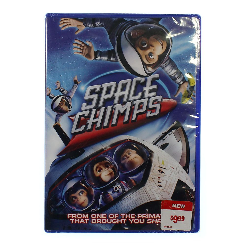 Movie: Space Chimps 5218475599