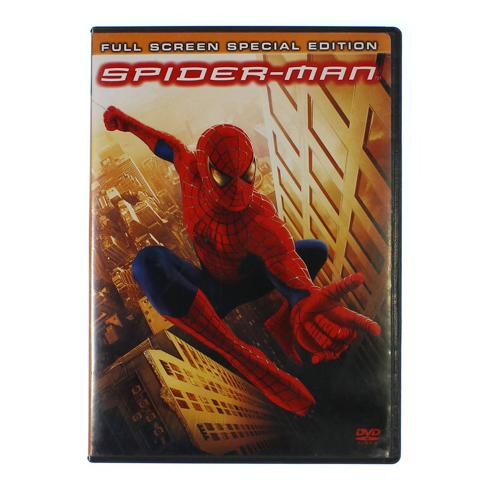 Movie: Spiderman 1 (Full-Screen Special Edition) 5221475158
