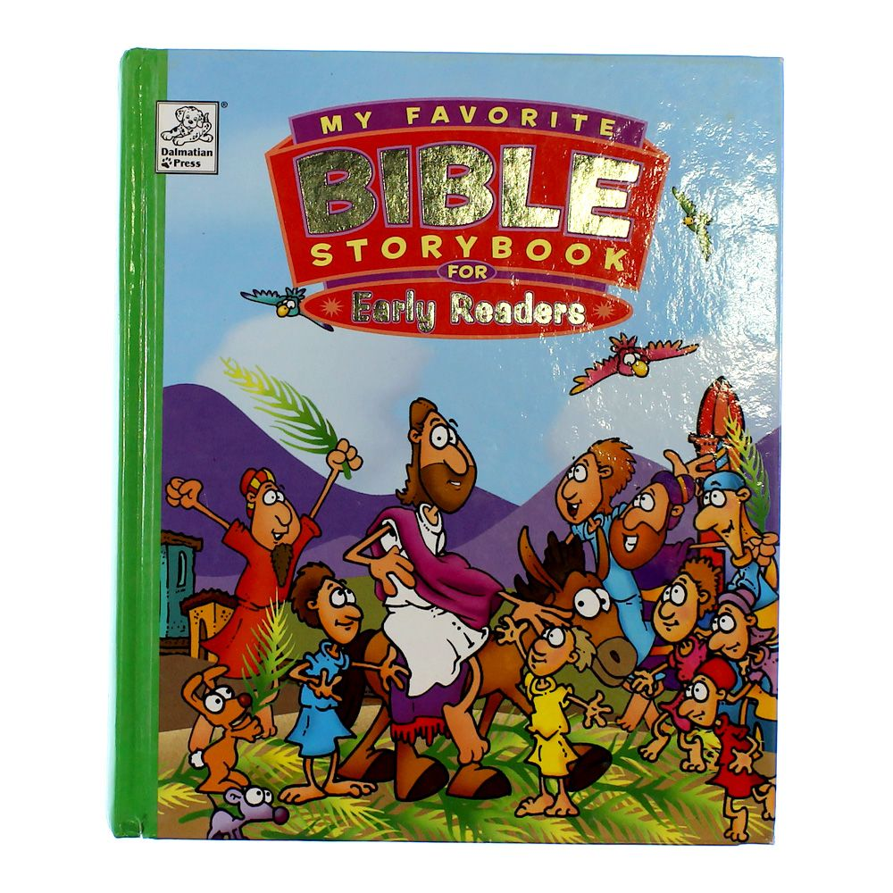 Book: My Favorite Bible Storybook 5236954964