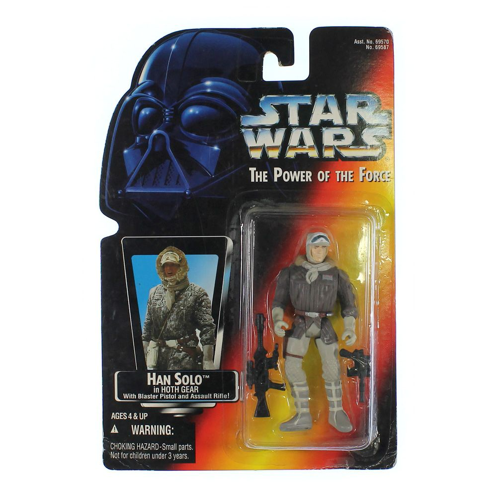 Han Solo in Hoth Gear Action Figure 5244235191
