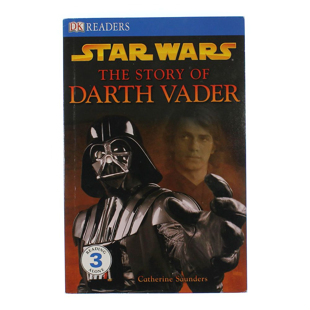 Book: Star Wars The Story of Darth Vader 5257854013
