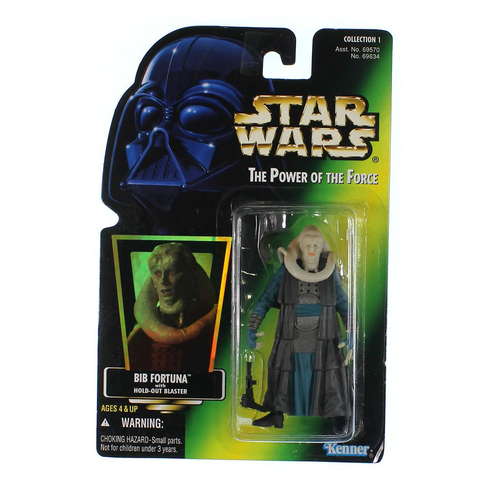 Bib Fortuna Action Figure 5260464195