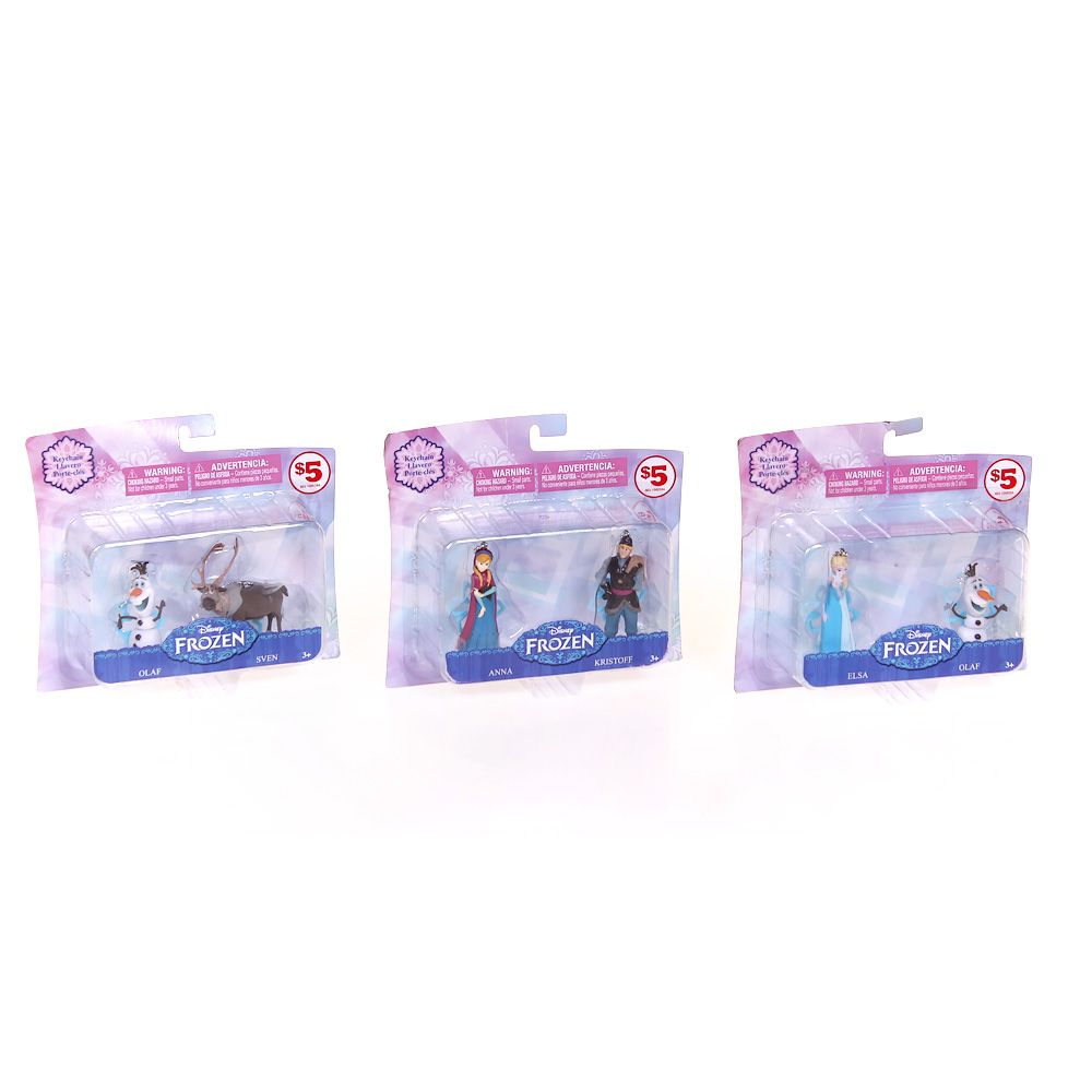 Frozen Keychain Set 5275051617