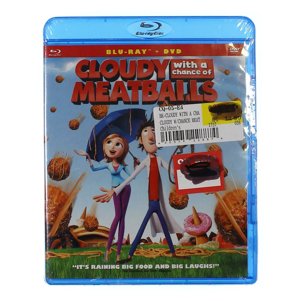 Movie: Cloudy with a Chance of Meatballs 5277451711