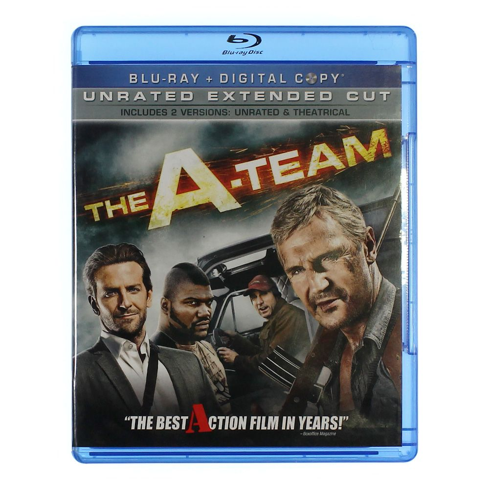 Movie: The A-Team 5277511410