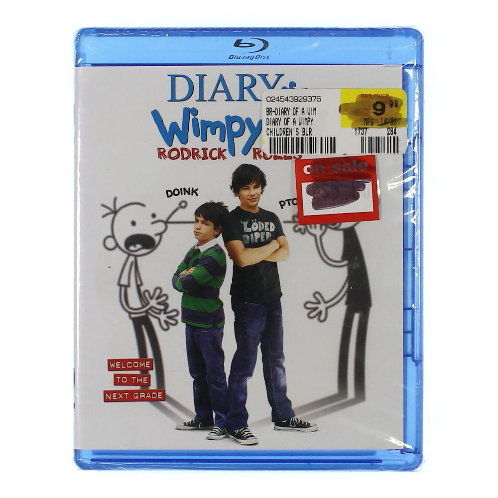 Movie: Diary of a Wimpy Kid Rodrick Rules 5303566711