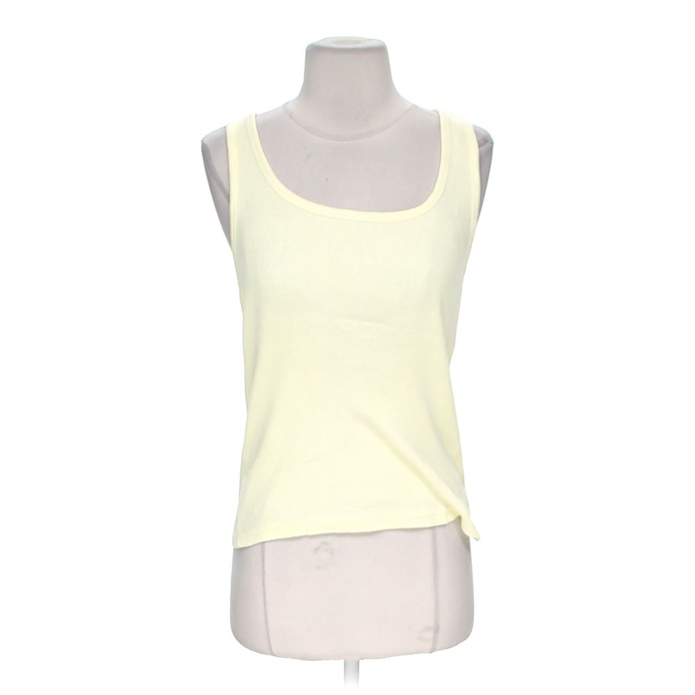 """""Ribbed Tank Top, size M"""""" 5325366153"