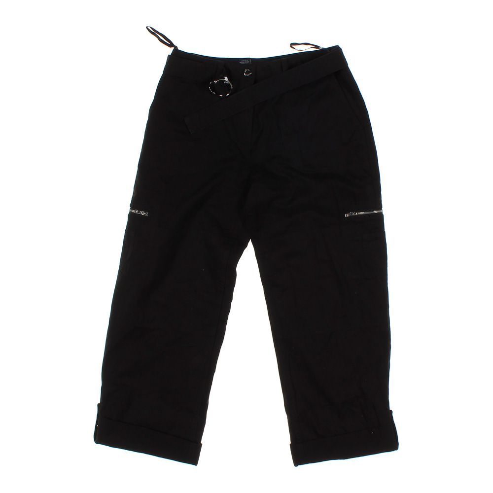 """""""""""Casual Cropped Pants, size 6"""""""""""" 5325696096"""