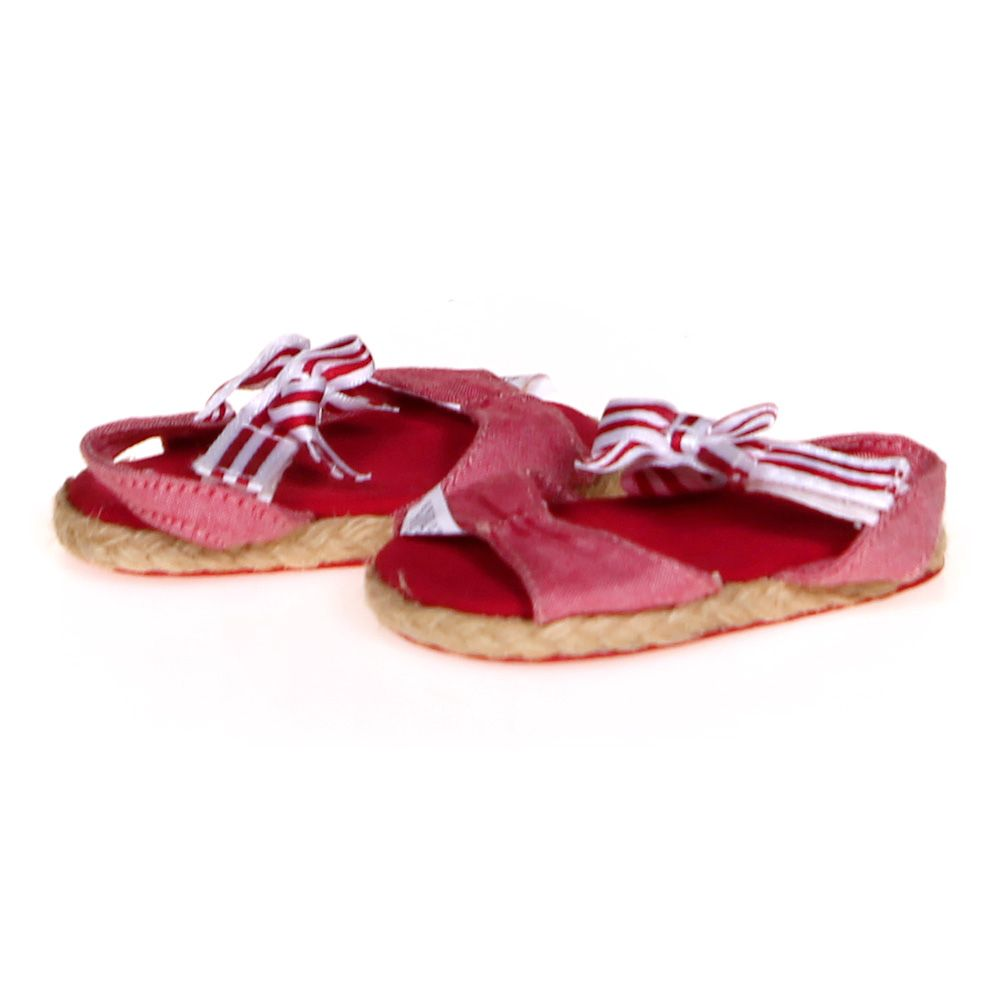 "Image of ""Adorable Sandals, size 2 Infant"""