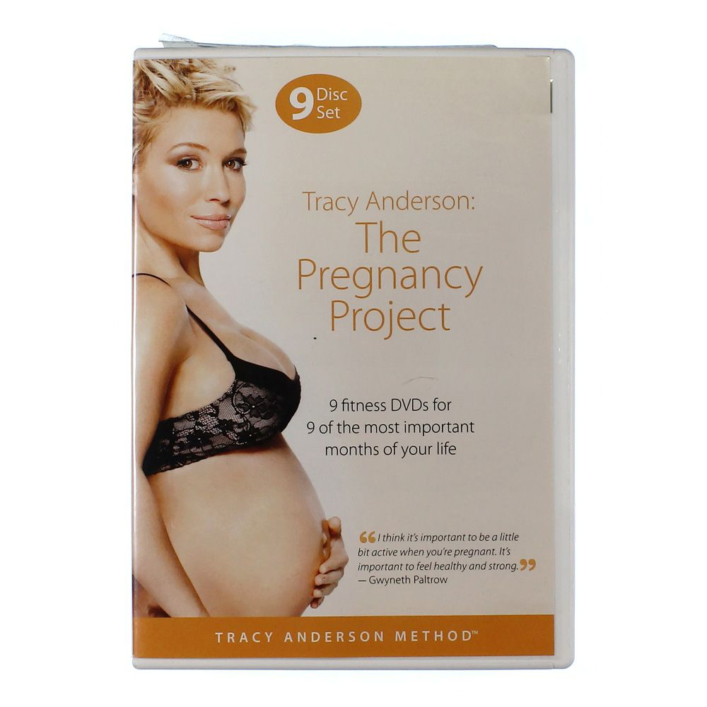 Movie: Tracy Anderson- The Pregnancy Project 5363814099