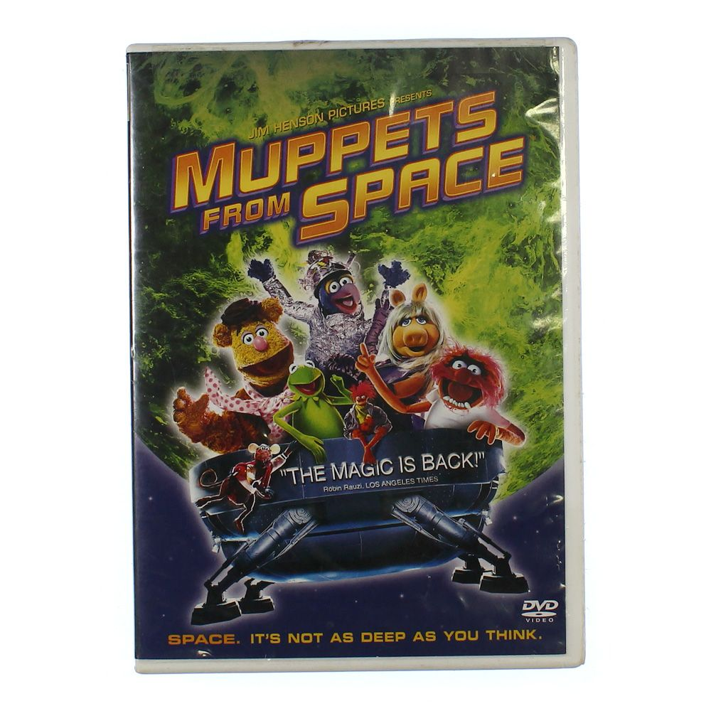 Movie: Muppets From The Space 5378394379