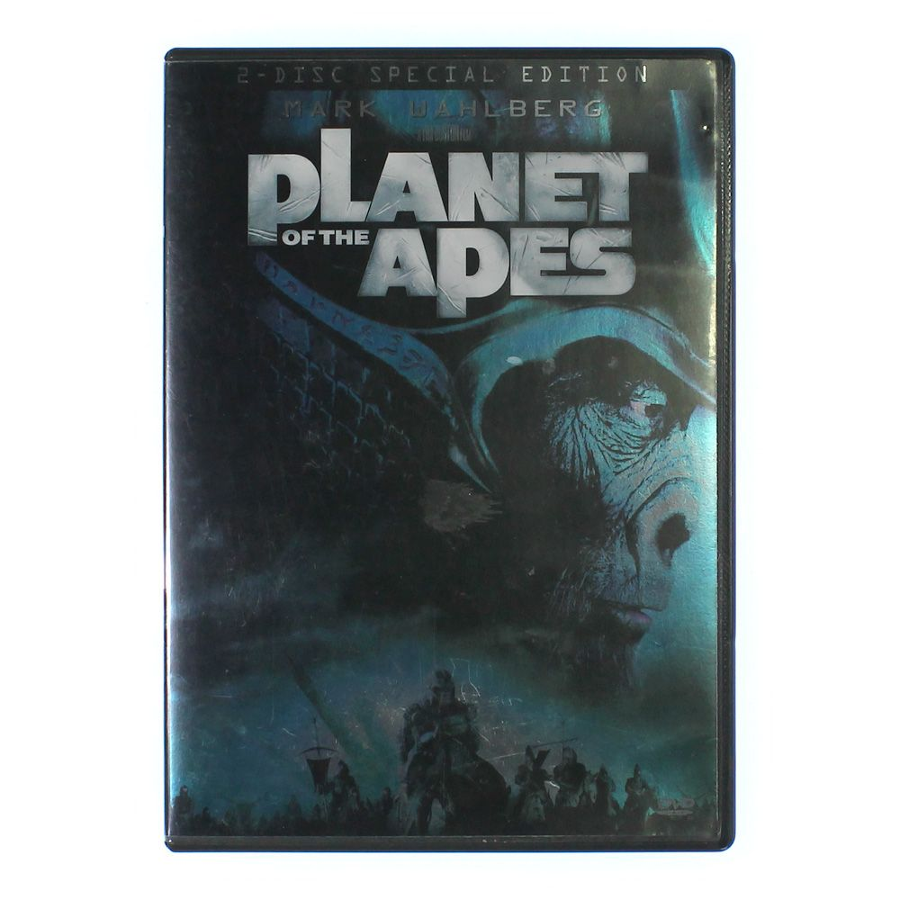 Movie: Planet Of The Apes 5378434012