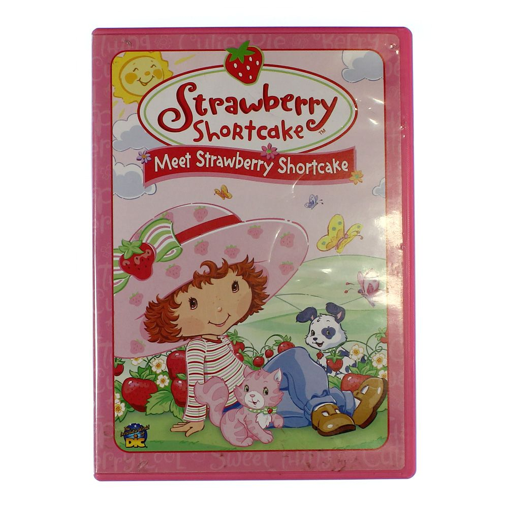 TV-series: Strawberry Shortcake - Meet Strawberry Shortcake 5384535149