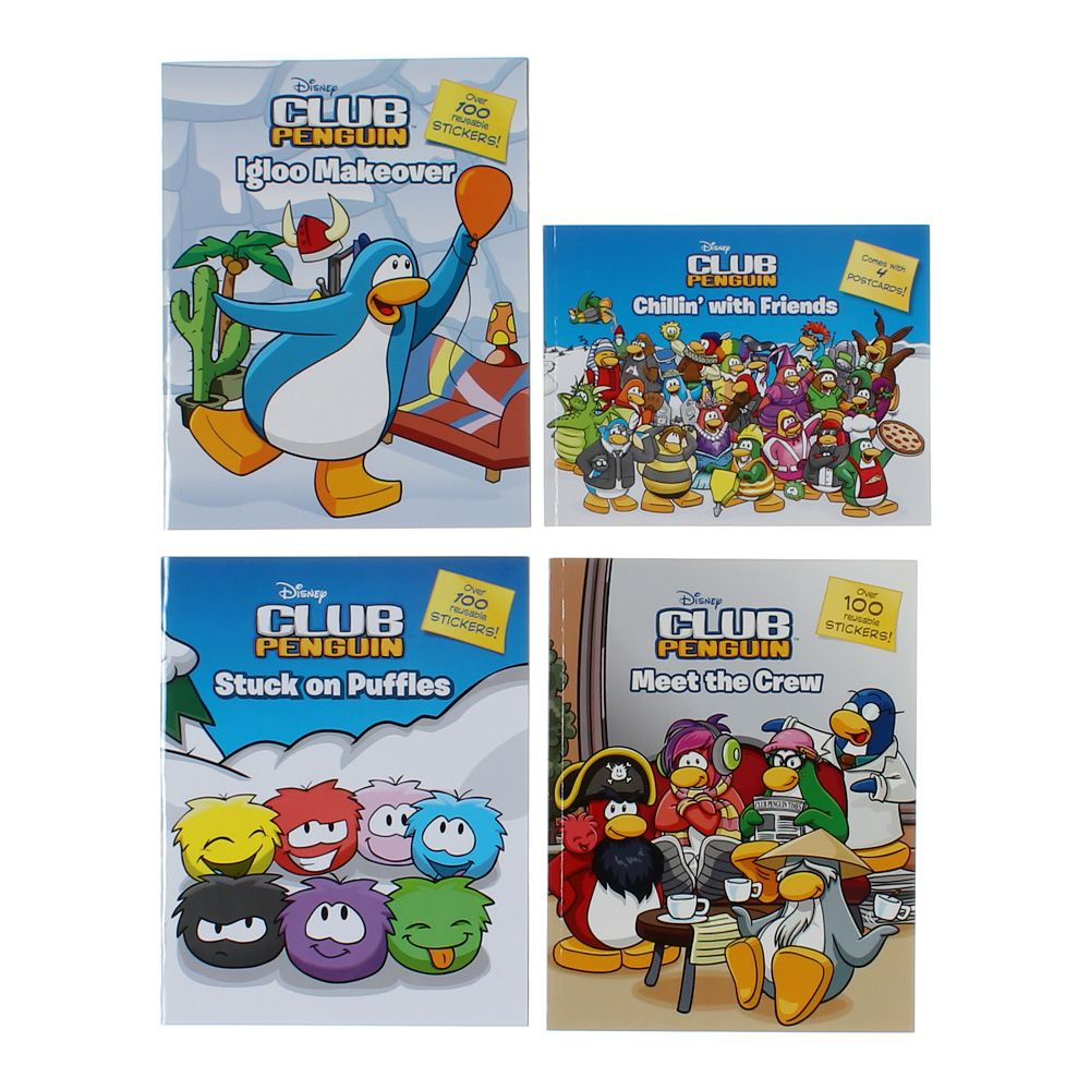 Book: Club Penguin Set 5390234170