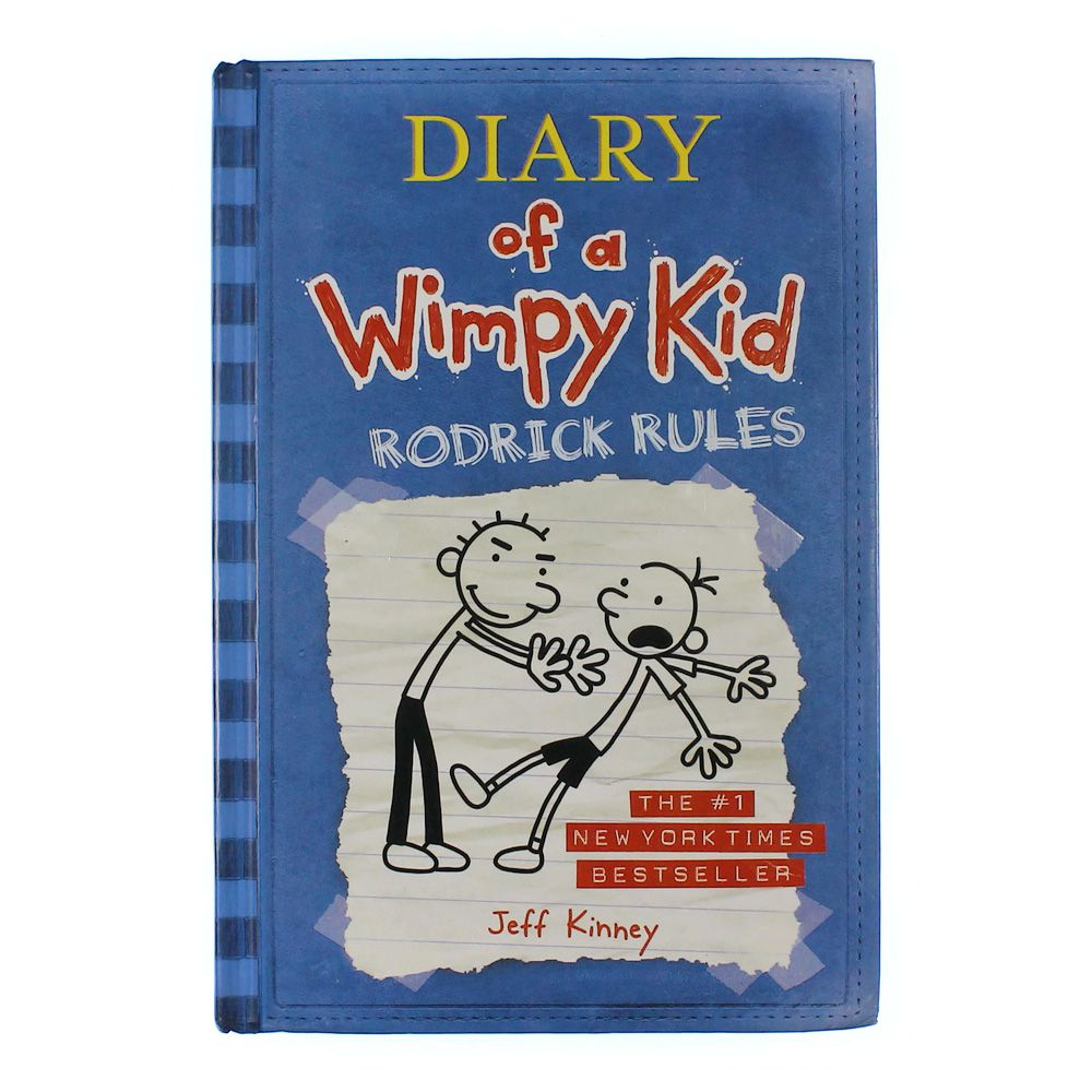Book: Diary of a Wimpy Kid Rodrick Rules 5391928573