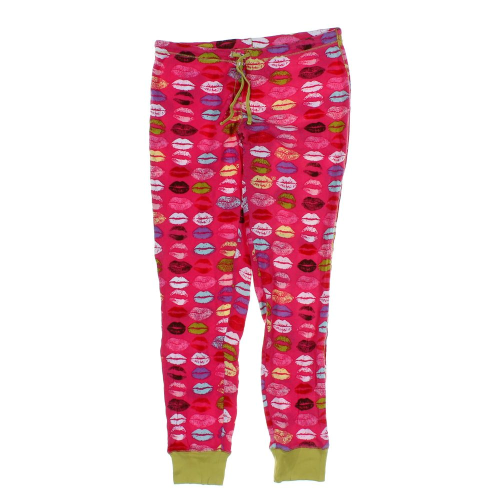 Lip Accented Pajama Pants, size JR 3 coupons 2016