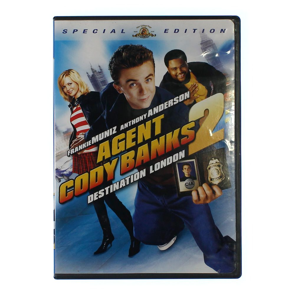 Movie: Agent Cody Banks 2 5401295724