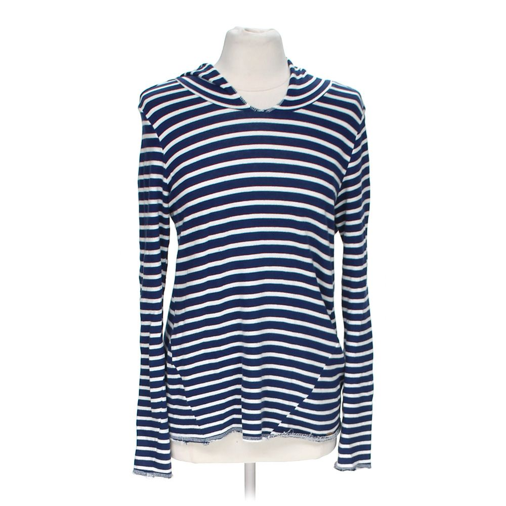 """""Striped Hoodie, size M"""""" 5404614168"