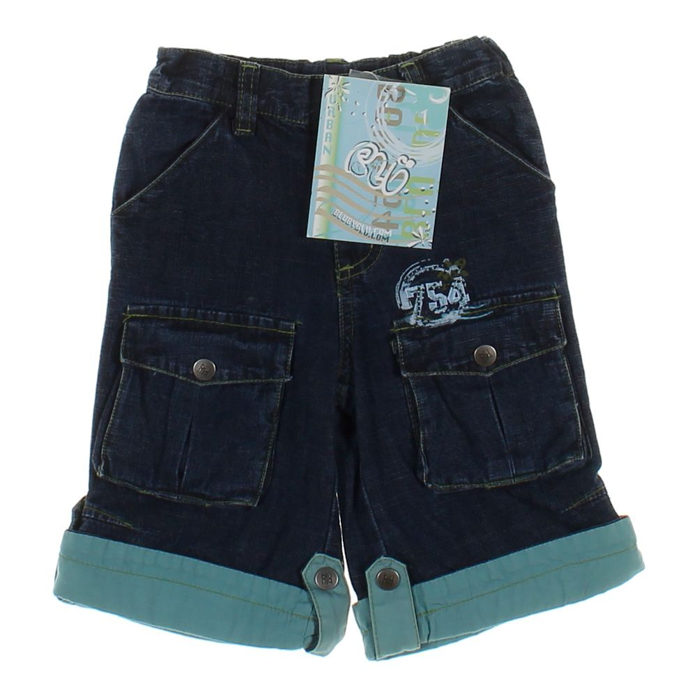"""""Embroidered Shorts, size 12 mo"""""" 5410108362"