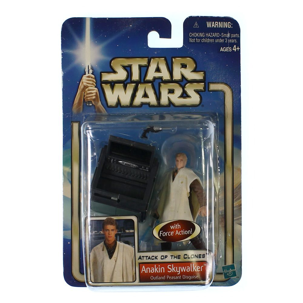 Star Wars: Attack of the Clones Anakin Skywalker Outland Peasant Disguise 5411588645