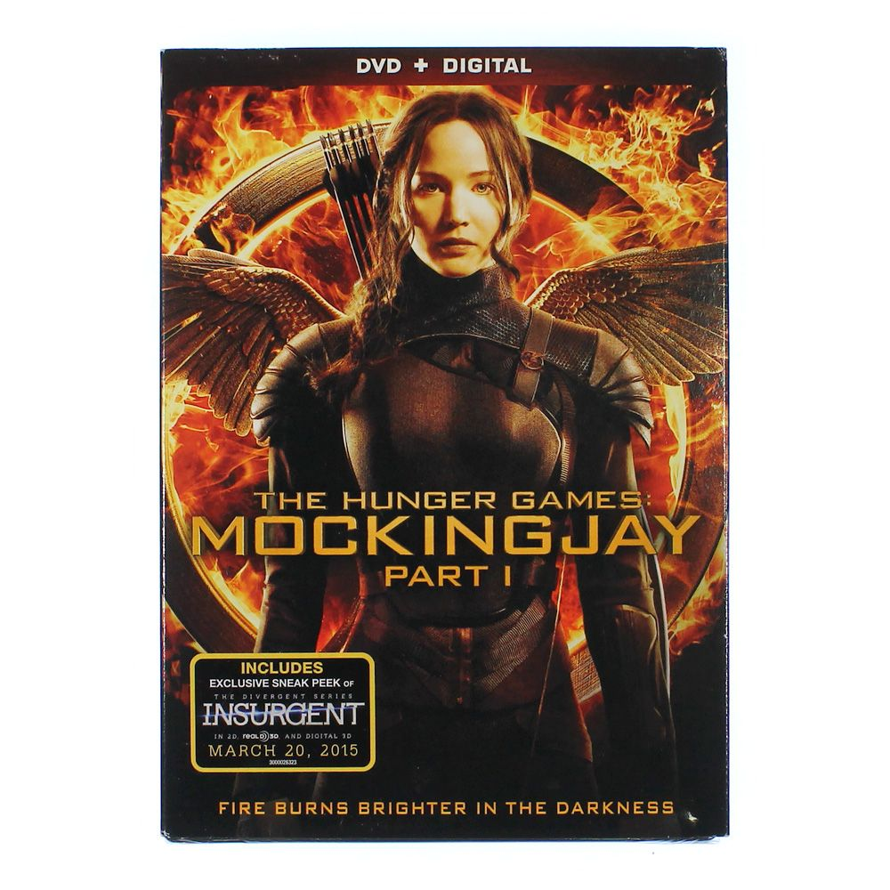 Movie: The Hunger Games: Mockingjay Part 1 5418574069