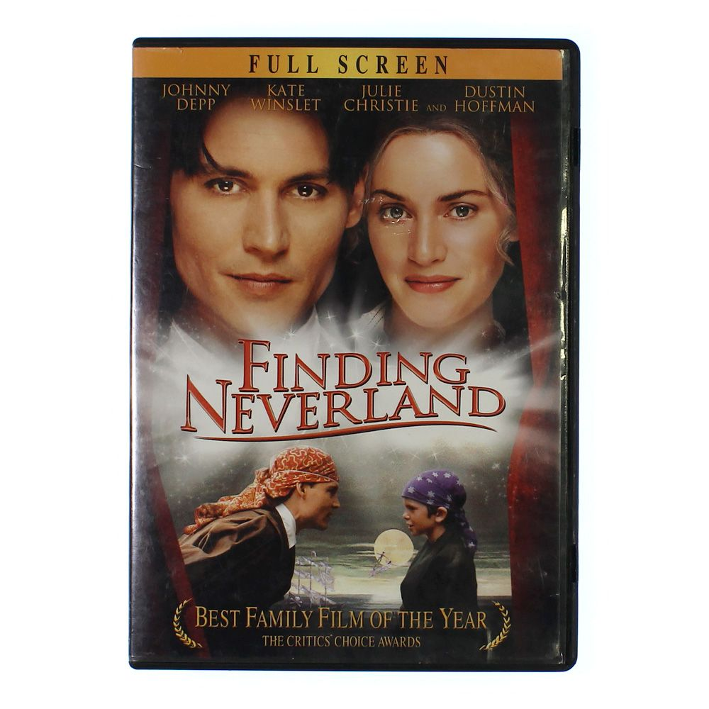 Movie: Finding Neverland 5419124908