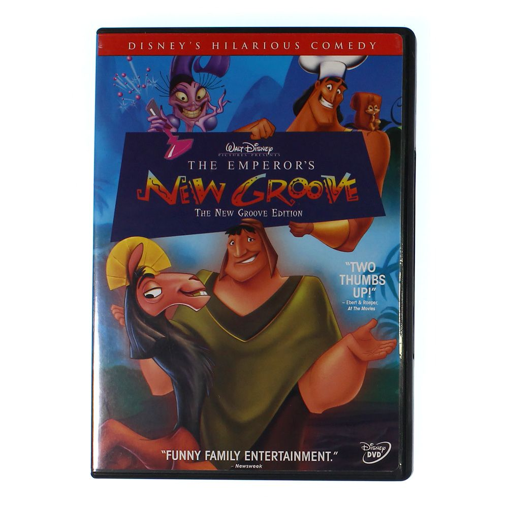 Movie: The Emperor's New Groove - The New Groove Edition 5419914256