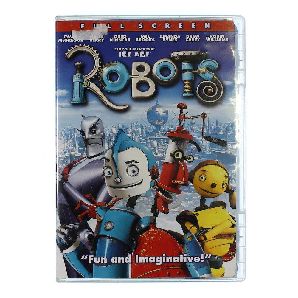 Movie: Robots (Full Screen Edition) 5422884615