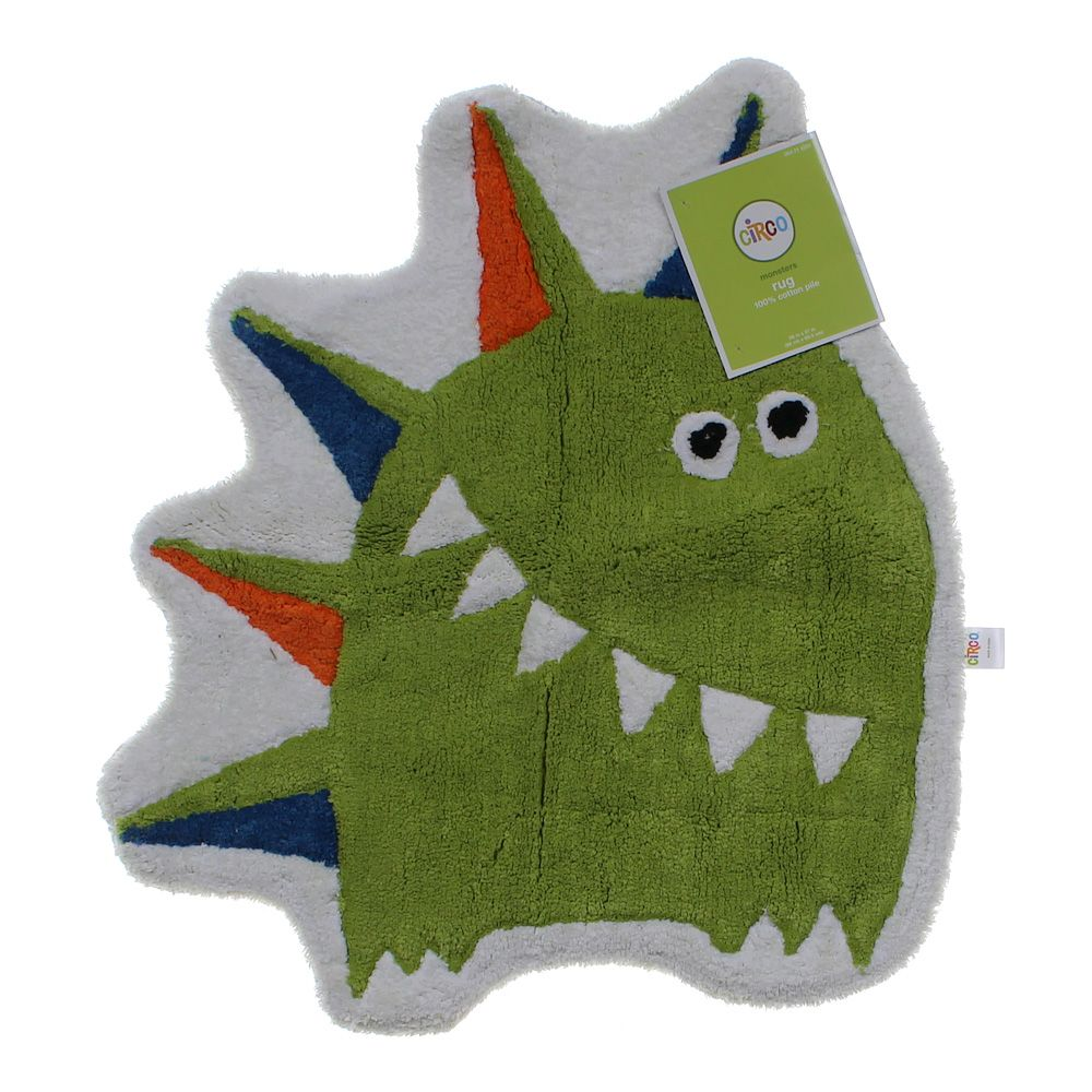 """""""""""Monster Rug, size 26"""""""""""""""" x 27"""""""""""""""""""""""""""" 5433817514"""