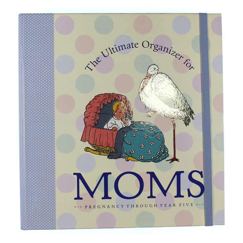 Book: The Ultimate Organizer For Moms