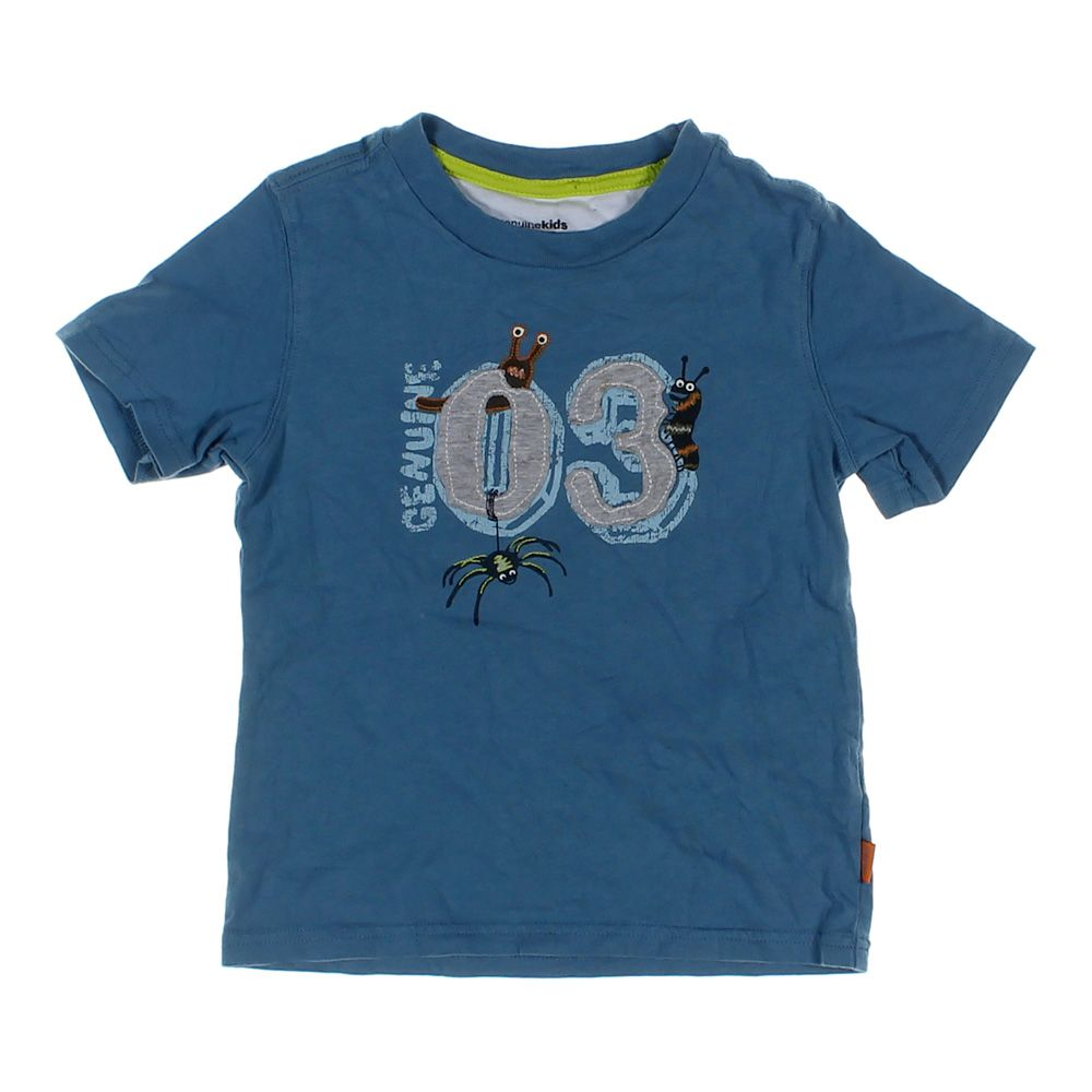 "Image of """"""03"""" Shirt, size 3/3T"""