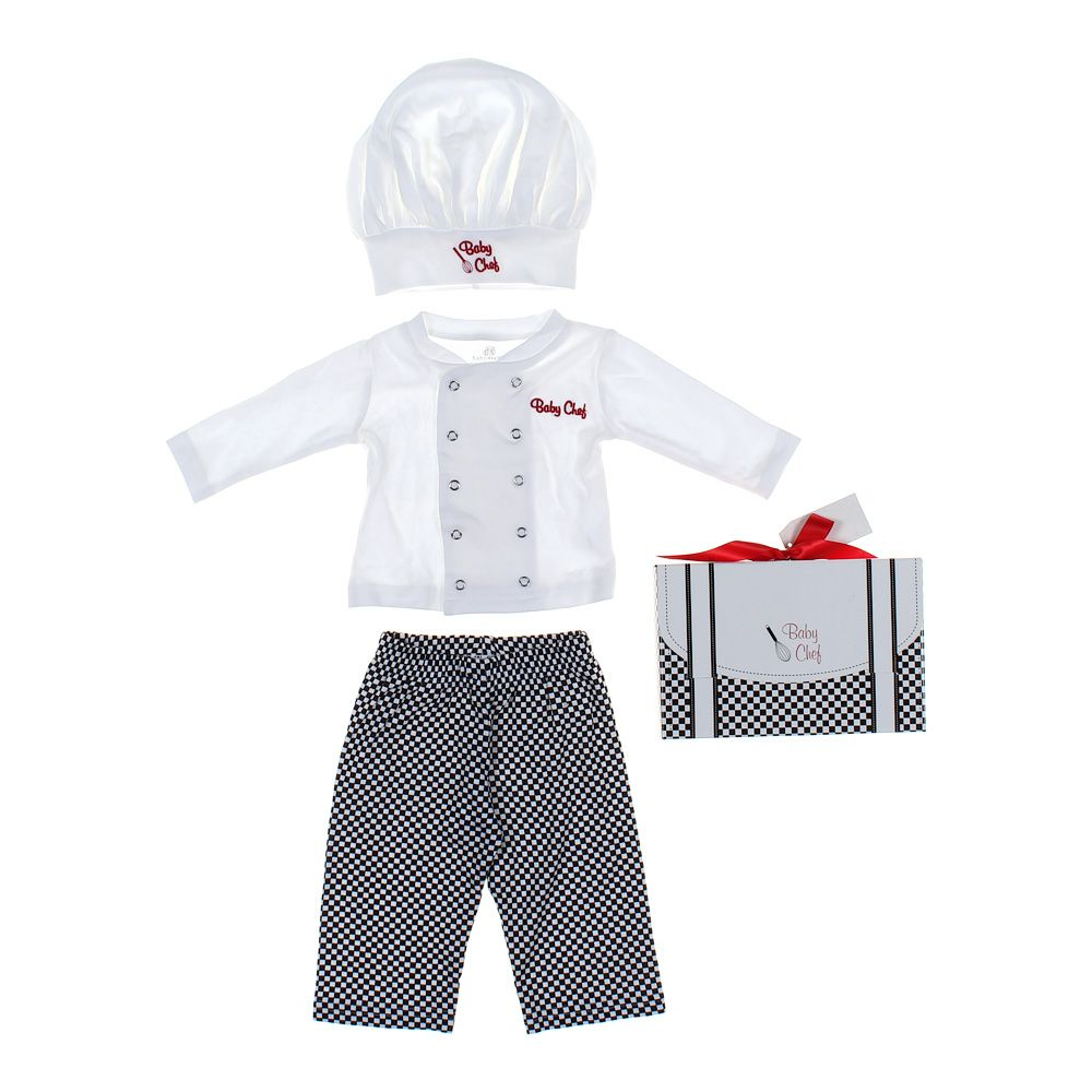 """""""""""""""""""""""""""Baby Chef"""""""""""""""" Outfit, size NB"""""""""""" 5464234880"""