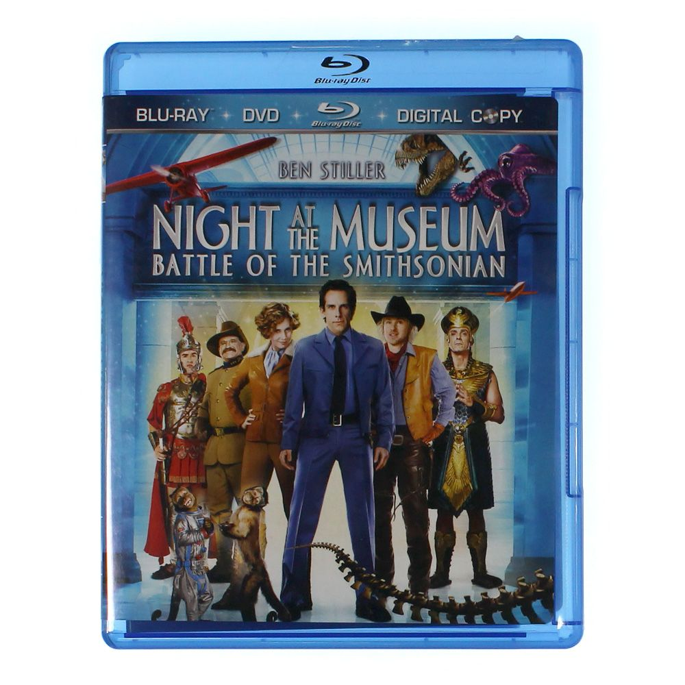 Movie: Night at the Museum: Battle of the Smithsonian 5537254313