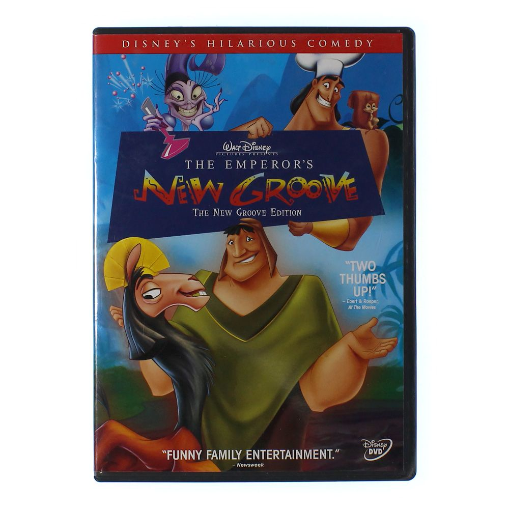 Movie: The Emperor's New Groove 5553604063