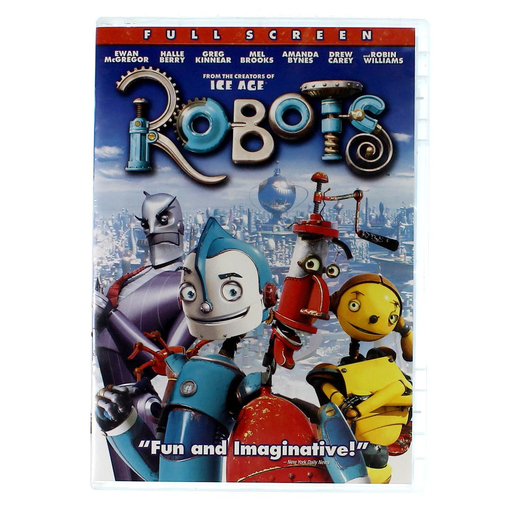 Movie: Robots (Full Screen Edition) 5553674200