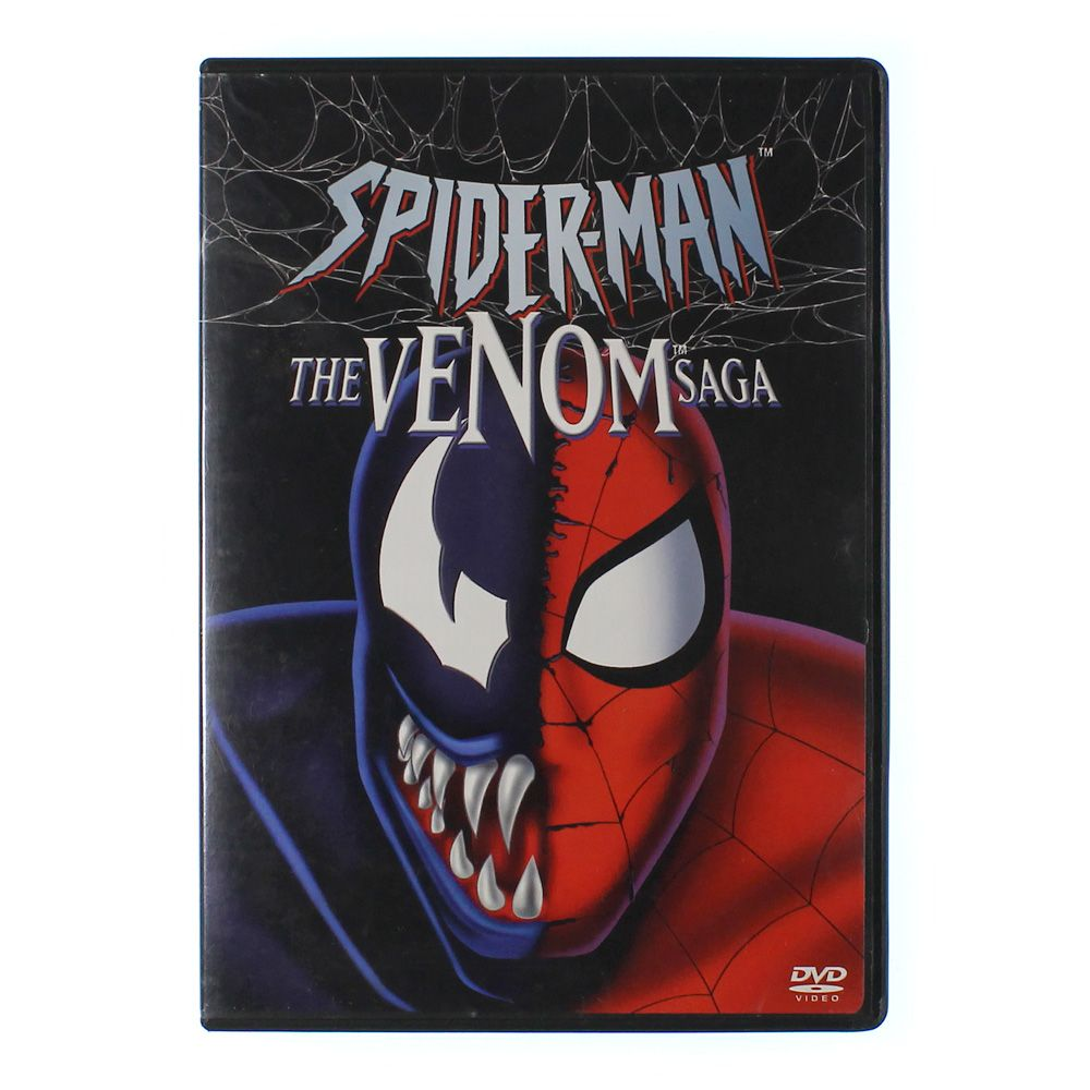 TV-series: Spider-Man: The Venom Saga 5554534689