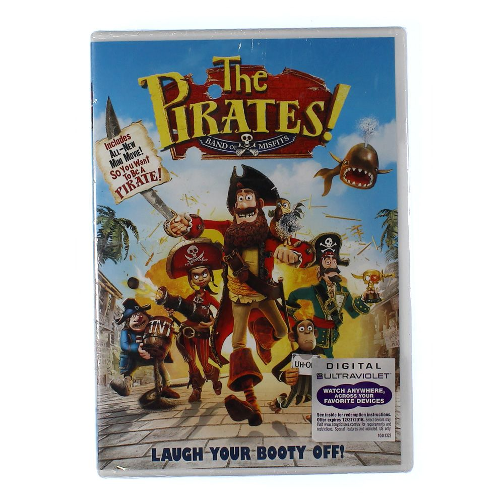 Movie: The Pirates! Band of Misfits 5565874868