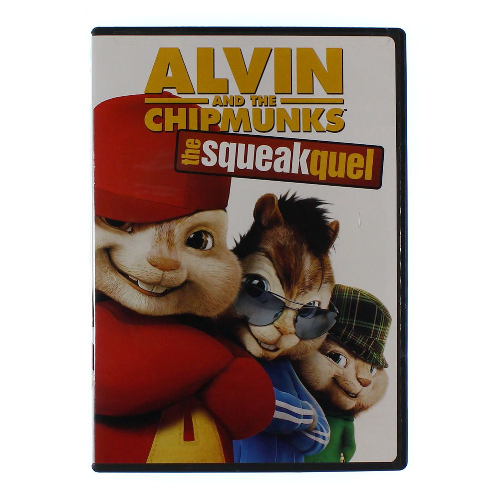 Movie: Alvin and the Chipmunks: The Squeakquel 5583494089