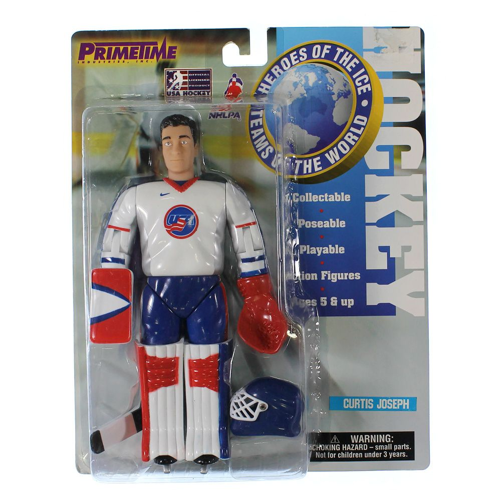 Curtis Joseph Action Figure 5587767166