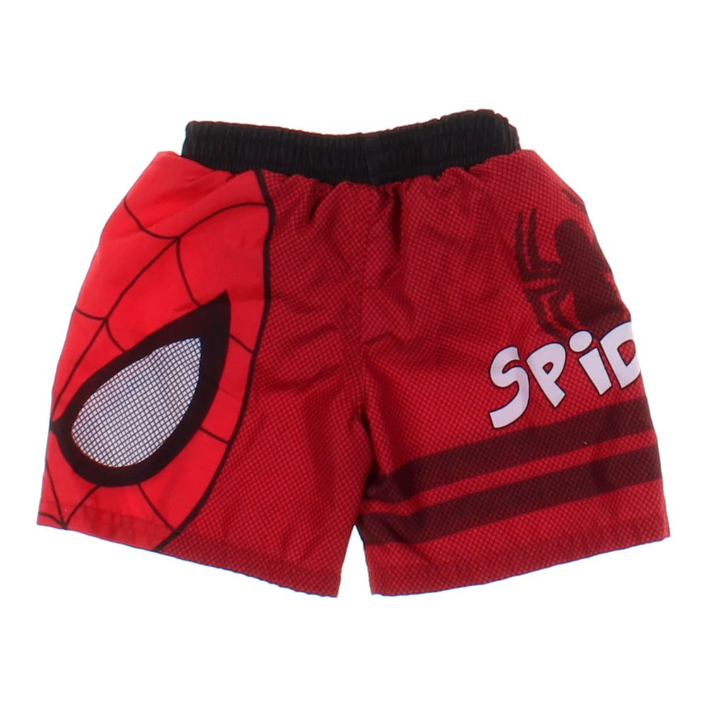"""""Spider-Man Swim Trunks, size 18 mo"""""" 5590703773"