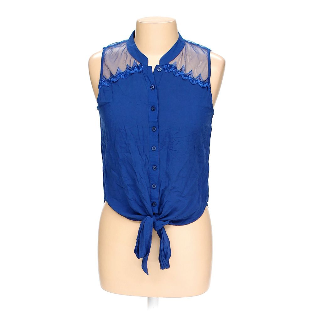 """""""""""Button-up Sleeveless Top, size L"""""""""""" 5598405208"""