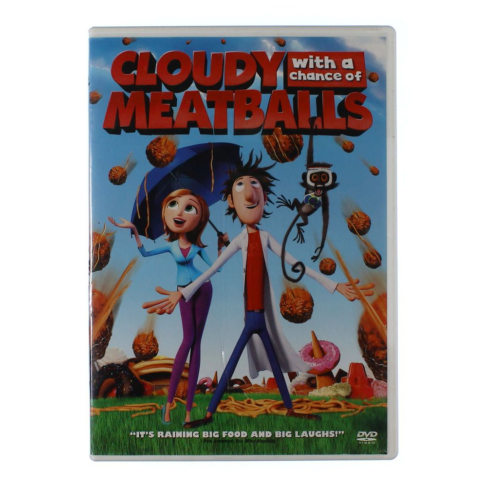 Movie: Cloudy with a Chance of Meatballs 5599234219