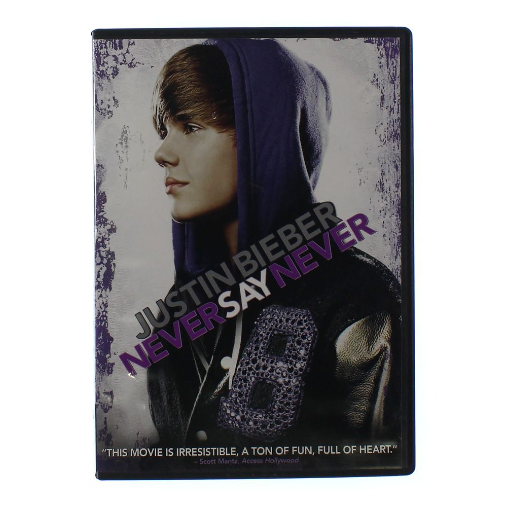 Movie: Justin Bieber: Never Say Never 5628556199